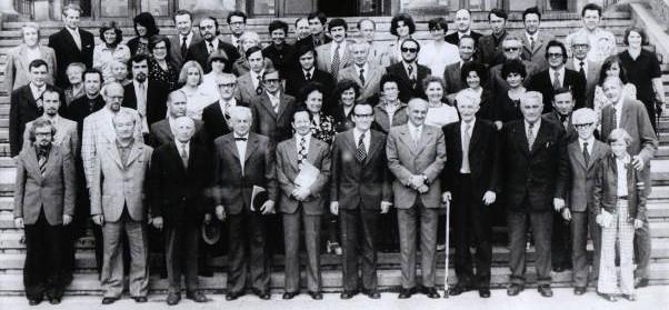 Celostátní setkání československých antropologů 1976
